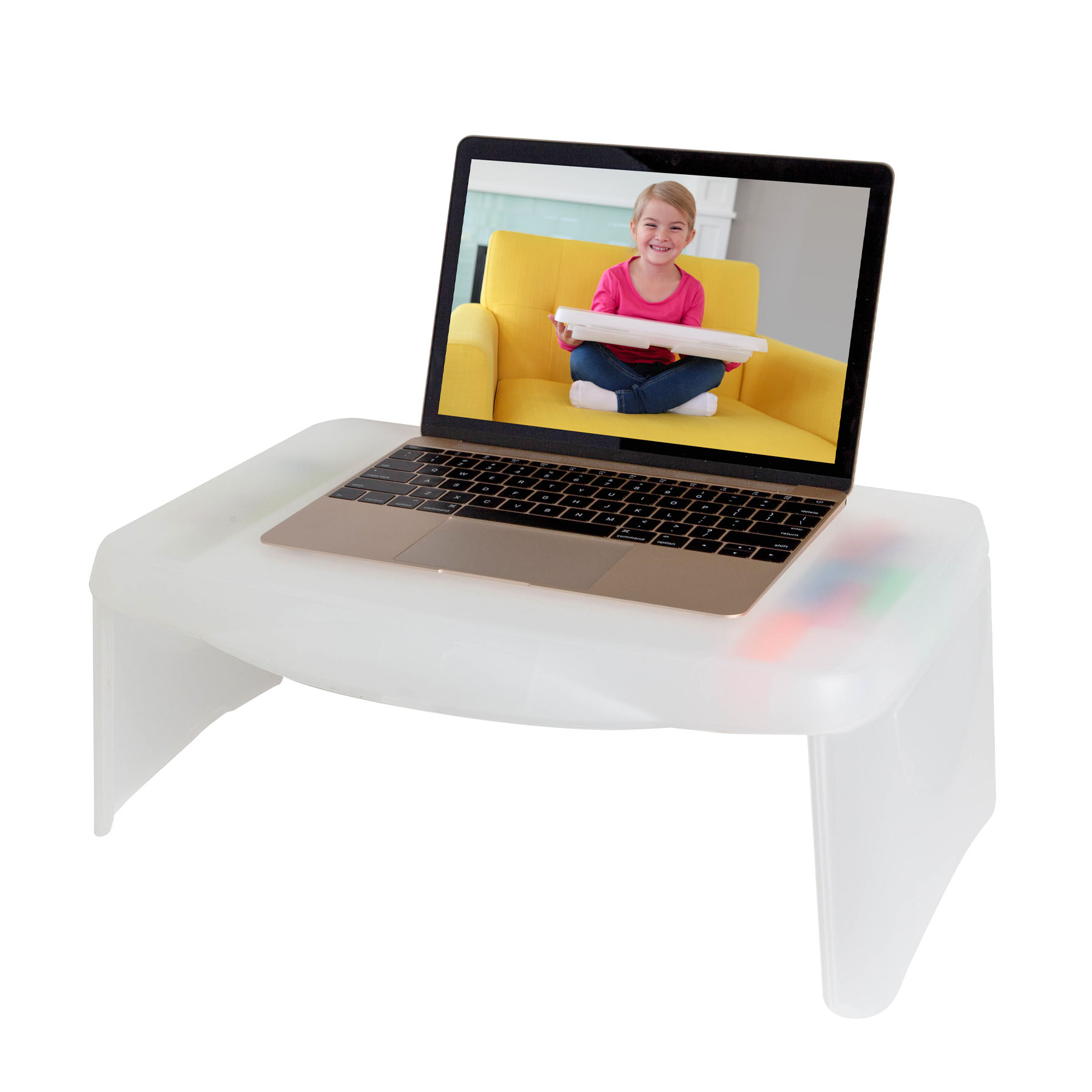 Picture of: Deluxe Folding Lap Desk Dial Industries Inc
